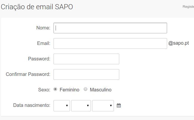 Como fazer um email de graça