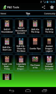 puzzle & dragons tutorials
