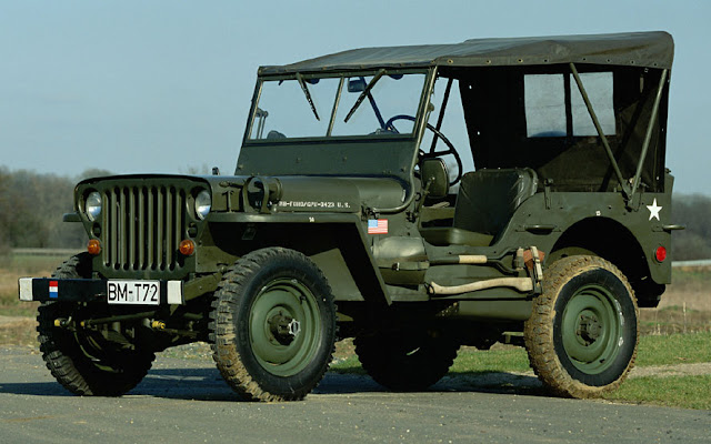 ウィリス MB ジープ | Willys MB Jeep/ Ford GPW(1941-45)