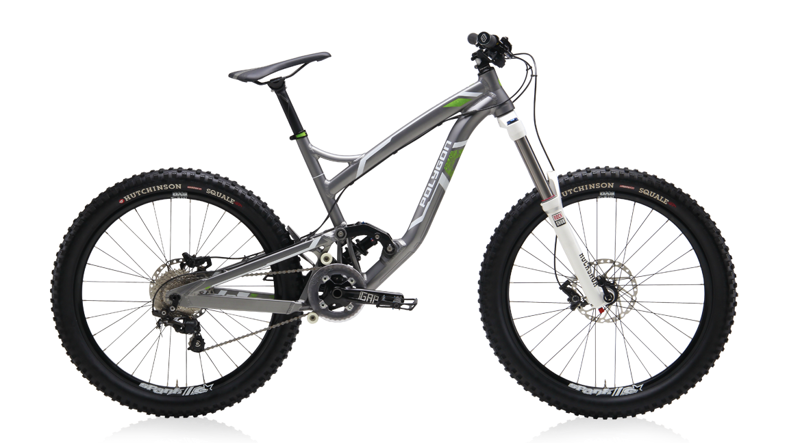 Bike News, New Product, New Bike, New Downhill Bike, Polygon Bike, Suspension System, polygon dfr