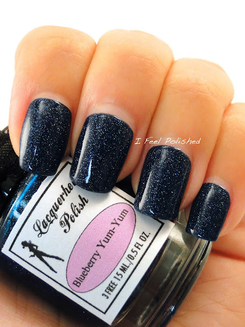 Lacquerhead Polish Blueberry Yum-Yum