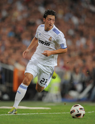 Mesut Ozil - Real Madrd (3)