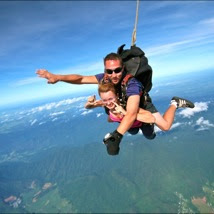 Skydiving in Cairns, Queensland