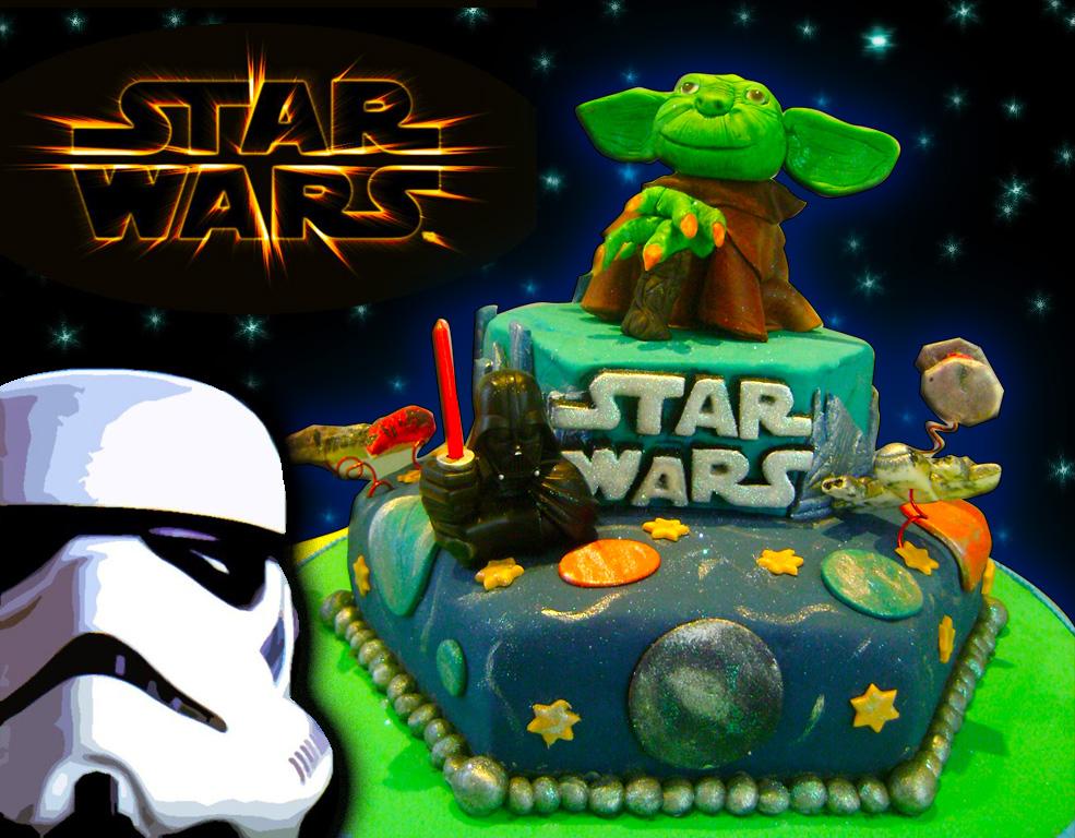 Tortas Infantiles STAR WARS