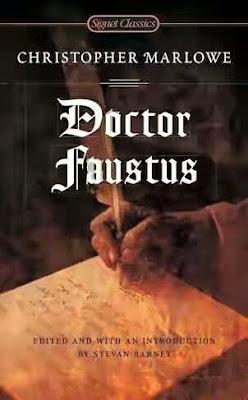 christopher marlowe doctor faustus summary