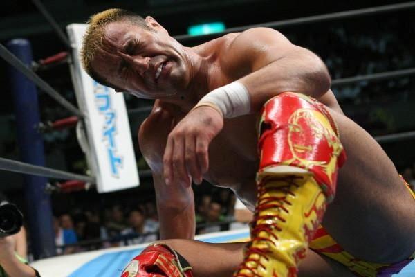 G1 Climax 24 Tomoaki Honma Kokeshi loser 0-10 Shibata Naito Benjamin