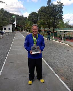 Marcos Sérgio Gonsalez - Fossa Olímpica - Campeonato Brasileiro de Tiro ao Prato Olímpico 2013 - Foto: Reprodução/Facebook