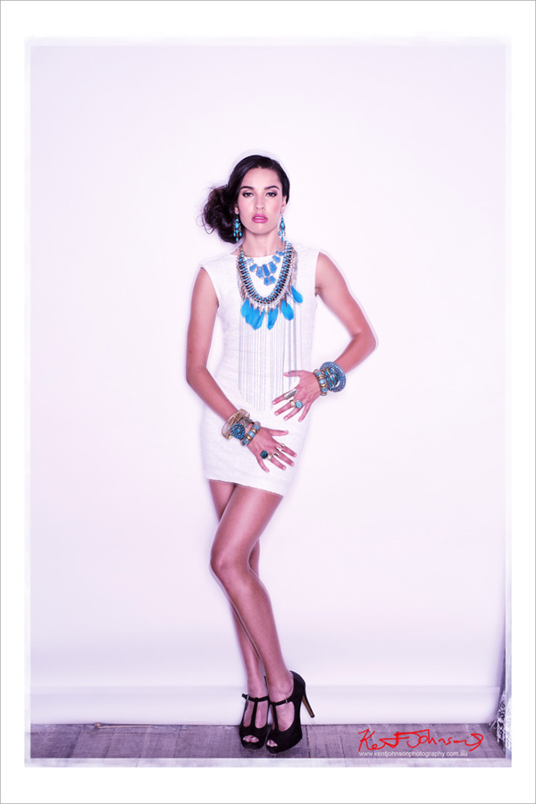 Blue story, full length, Fashion Jewellery Campaign - Fujifilm X-Pro1