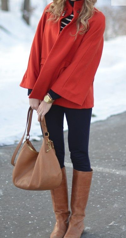 Perfect fall outfits with long boots
