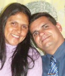 PASTOR ARLINDO E MISSIONÁRIA RENATA