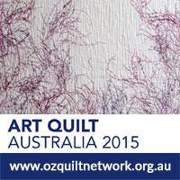 Art Quilt Australia 2015