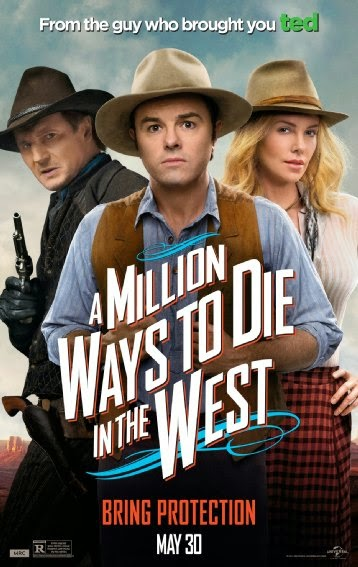 A Million Ways to Die in the West (2014) BluRay 720p