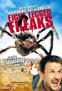 Poster Of Eight Legged Freaks (2002) Full Movie Hindi Dubbed Free Download Watch Online At worldfree4u.com