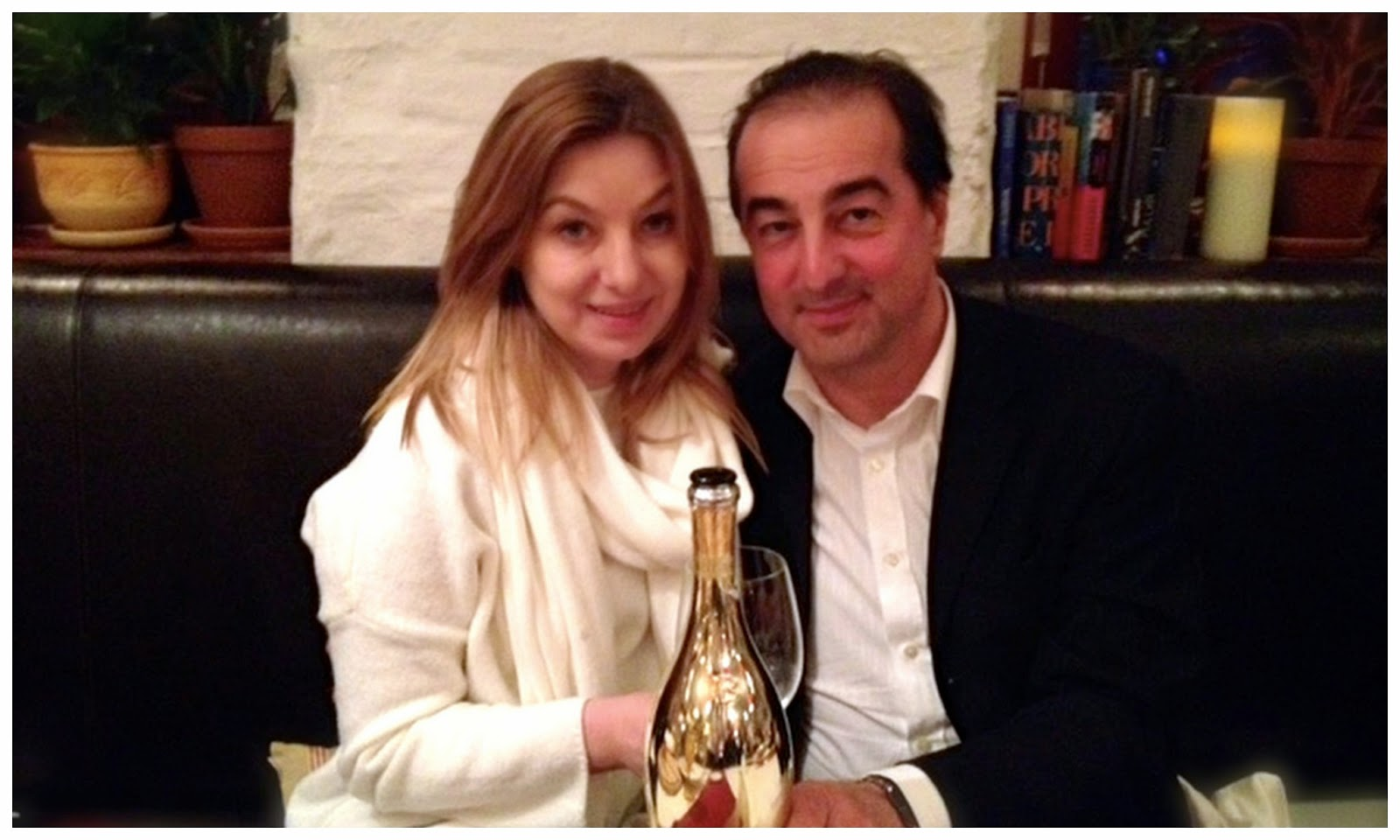 Bottega Gold a Mosca