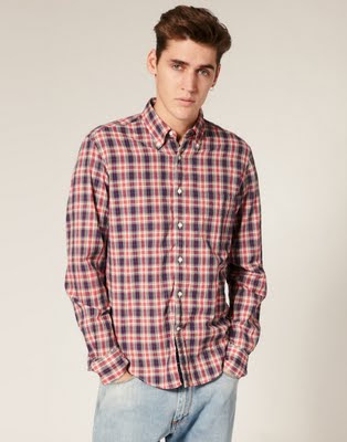 Handloom Madras Shirt by Gant Ruger