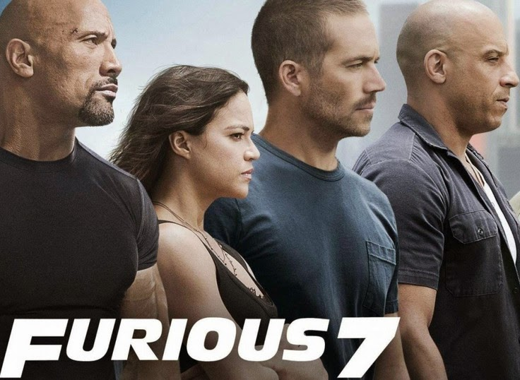 Furious 7, Download
