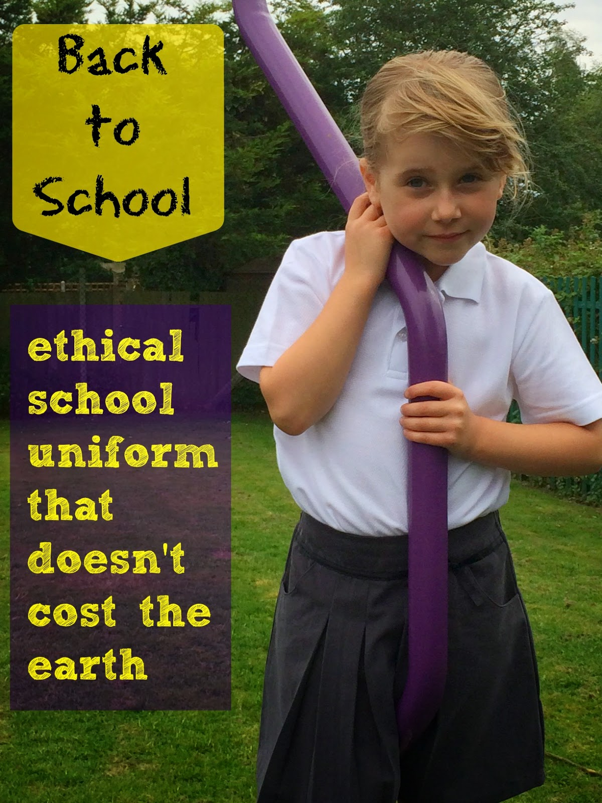 Ethical and Eco-Friendly school uniform