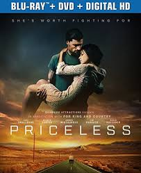 Giveaway - 1 Blue-Ray + DVD + Digital HD Copy of Priceless
