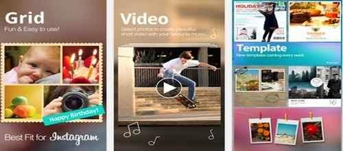Aplikasi untuk menggabungkan foto di android