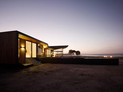 Rumah Pantai Senja
