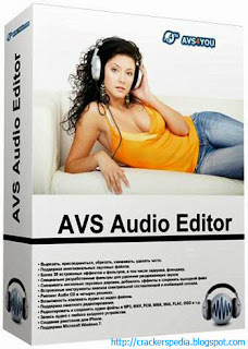 AVS Audio Editor 7.2 crack and serial