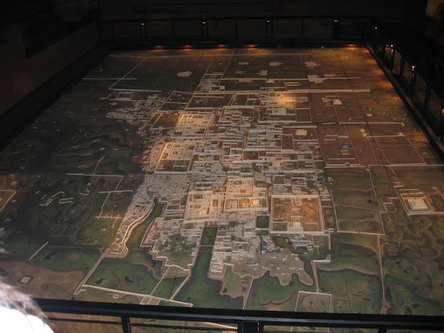 Древний город Чан Чан.