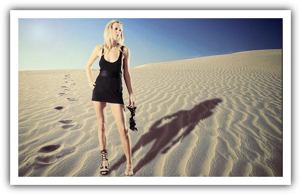 Cara Membuat Efek Bayangan Di Gambar Blog