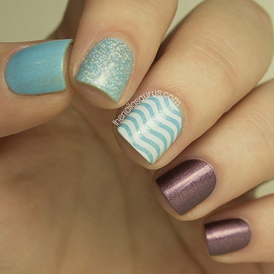 piCture pOlish Whimsy with Nail Art