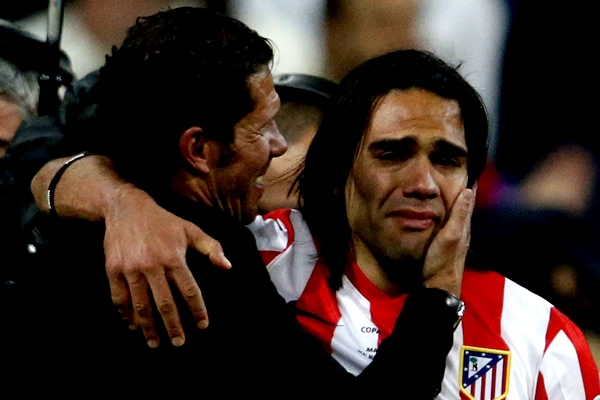 Real Madrid 1 &#8211; 2 Atletico de Madrid