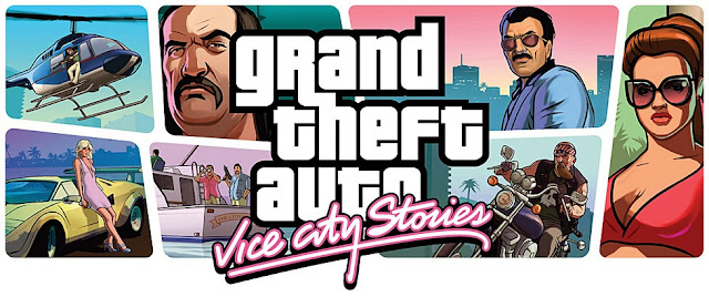 GTA Vice City Stories PSP iso+cso free download