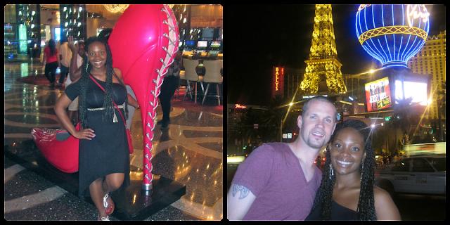 Vegas Recap