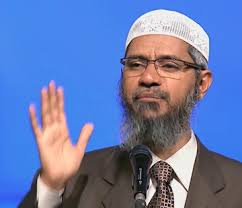 Dr Zakir Naik Siap Masuk Kristen