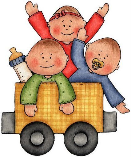 Trencito para niños - Imagui