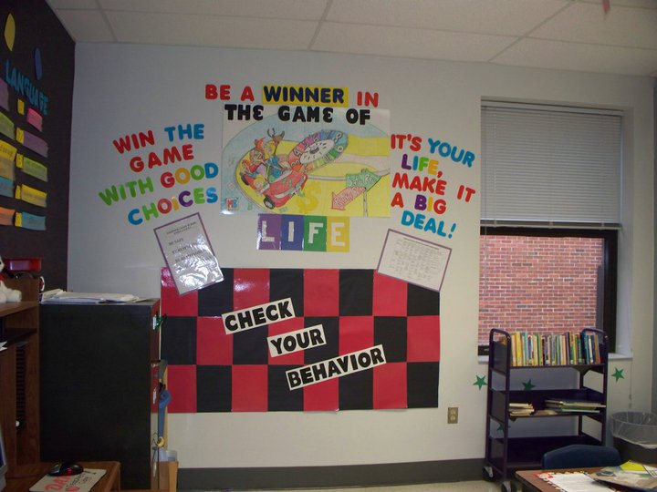 School Classroom Decor Games ~ Creative classroom themes