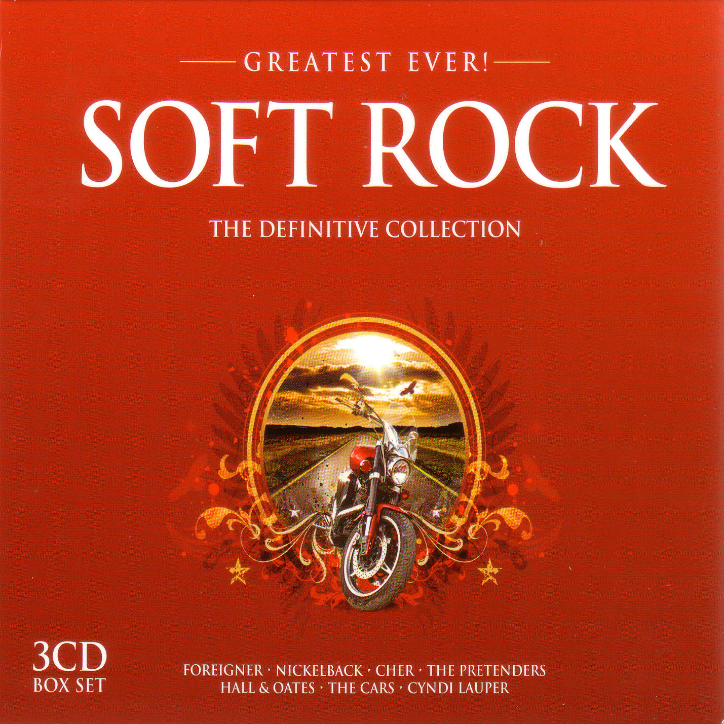 Download [Mp3]-[Hit On The Rock] The definitive collection VA – Greatest Ever! Soft Rock (2015) @320kbps 4shared By Pleng-mun.com