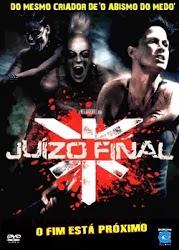 Filme Juízo Final Dublado AVI DVDRip