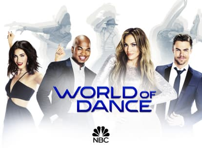 WORLD OF DANCE ON NBC