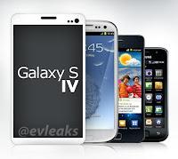 Harga HP Samsung Galaxy Android Terbaru Bulan Juni 2013