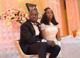 Wedding of Coscharis Boss, Cosmas Maduka's Son(Photos)