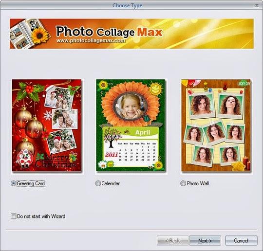 تحميل برنامج Photo Collage Max لتركيب اطارات للصور
