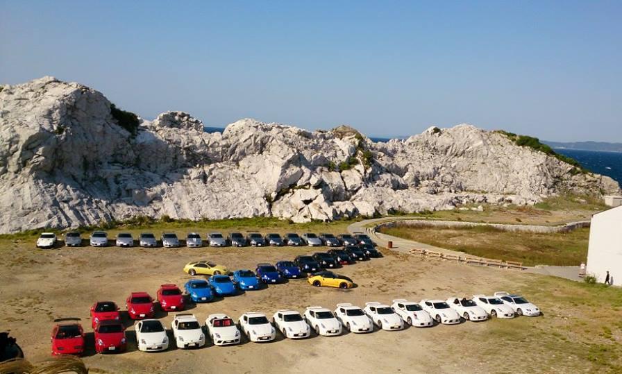 Nissan Fairlady Z, zlot, JDM, spotkanie, meet, japoński sportowy samochód, kultowy, z duszą, piękny