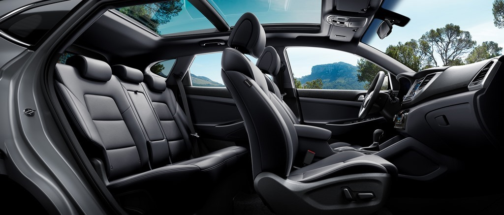 All-New Hyundai Tucson Interior