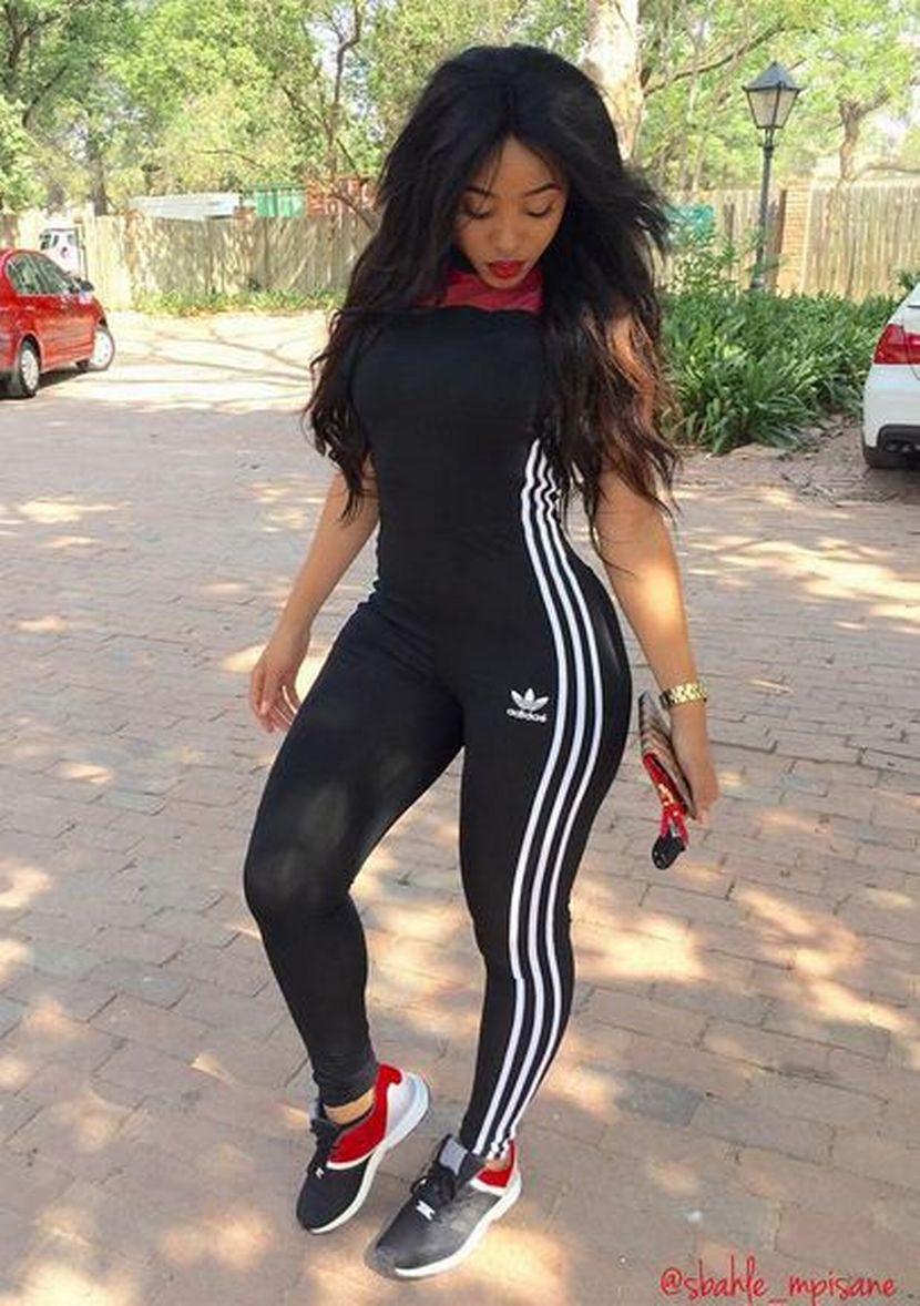 30 Hot sexy pics of Sbahle Mpisane aka Fitness Bunny: Part ...