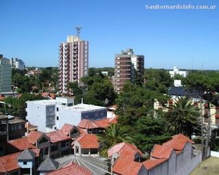 Vista área de San Bernardo