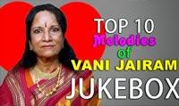 Top 10 Melodies of Vani Jairam