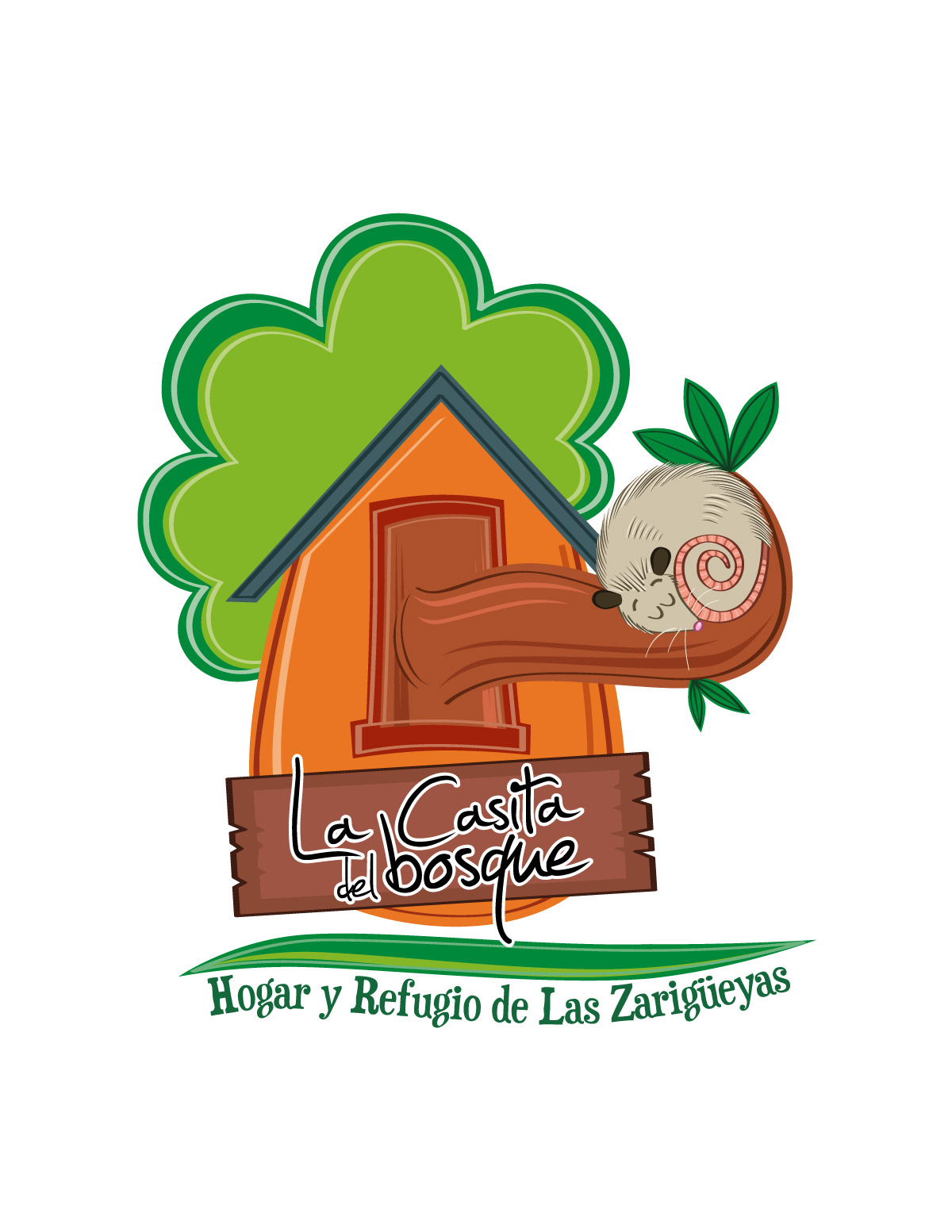 La Casita del bosque