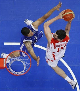 Georgia Czech Republic Eurobasket 2013 picks and predictions