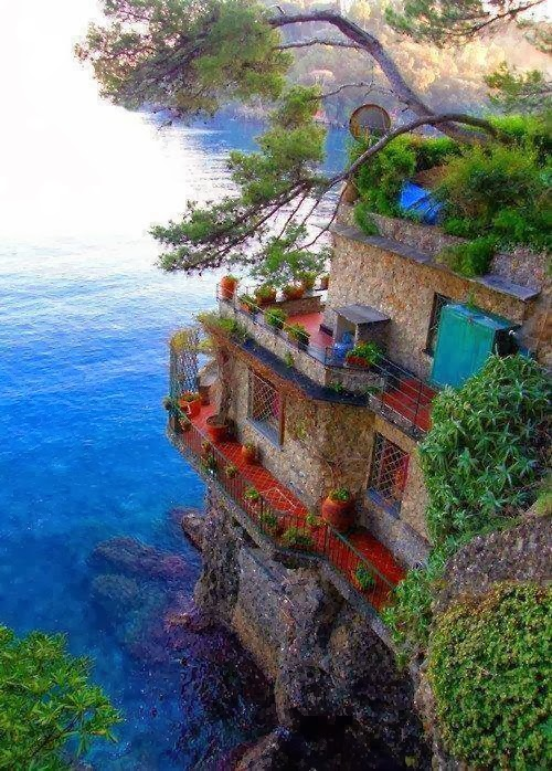 The beauty of the Cinque Terre in Italy
