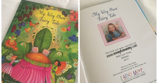 Nanny to mommy my very own fairy tale from iseeme review for Storybook nanny