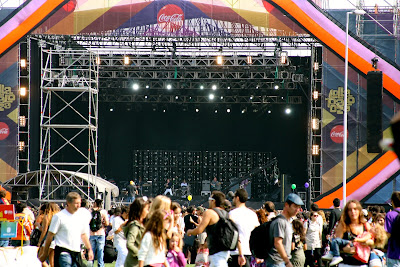 Cage the Elephant en Lollapalooza 2014
